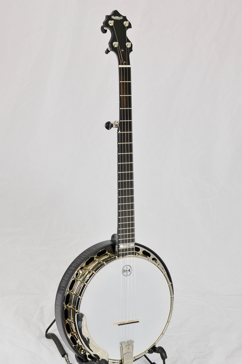 bishline coal dust revenge banjo