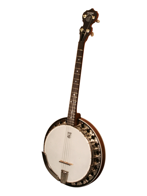 deering boston 19 fret tenor banjo