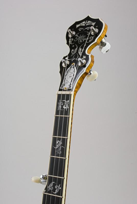deering john mceuen signature banjo