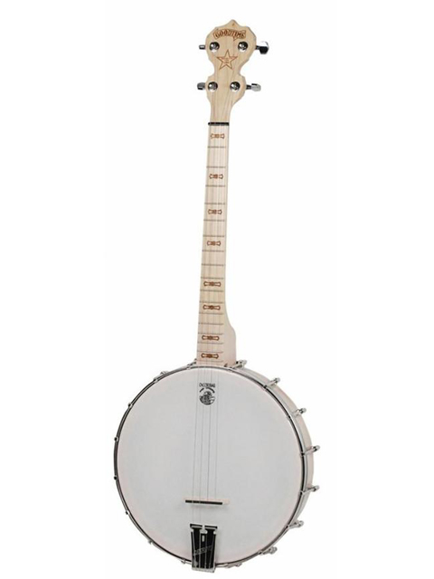 goodtime 17-fret tenor banjo